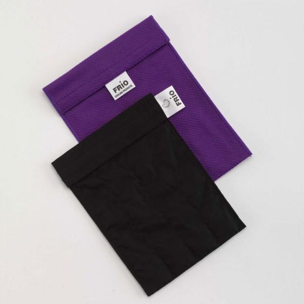 FRIO Große Tasche Lila 14 * 19 cm Platz für 4 Pens