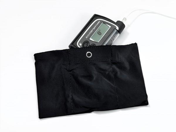 Trageband - Oberschenkel schwarz L: 52 cm für Spirit/Combo