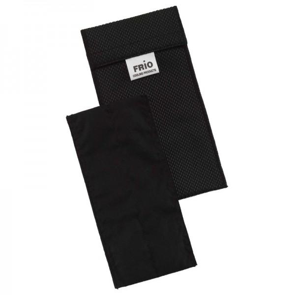 FRIO Doppeltasche SCHWARZ 8 * 18 cm Platz für zwei Pens