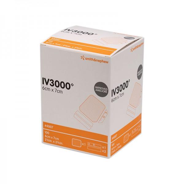 Opsite IV3000 6 * 7 cm 100 Stk.