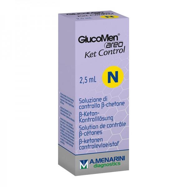 GlucoMen® areo Control N Ketone 1 * 2,5 ml