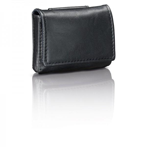 Accu-Chek® Insight Schutzhülle aus Leder - schwarz