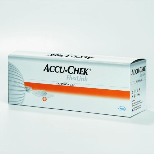 Accu-Chek®FlexLink 8/110 Teflonkatheter Set Inhalt jeweils 10 Stück