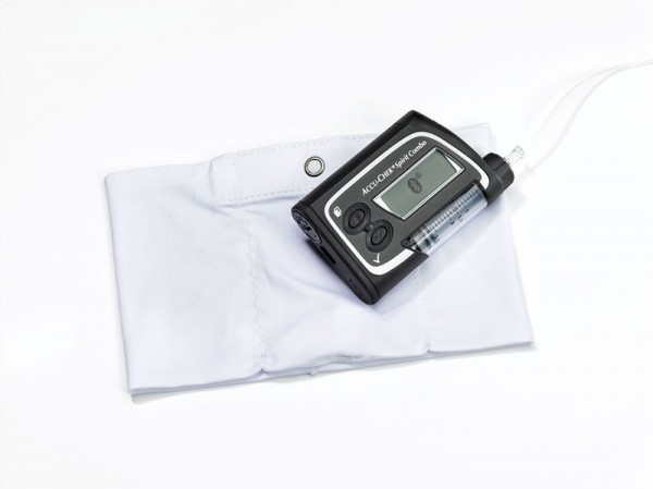 Trageband - Oberschenkel weiß L: 52 cm für Spirit/Combo