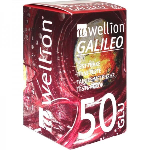Wellion Galileo Blutzuckerteststreifen 50 Stück