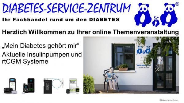 """Themenveranstaltung """"Mein Diabetes gehört mir"""""""