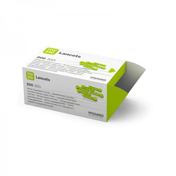 mylife™ Lancets 30G Lanzetten Verpackung