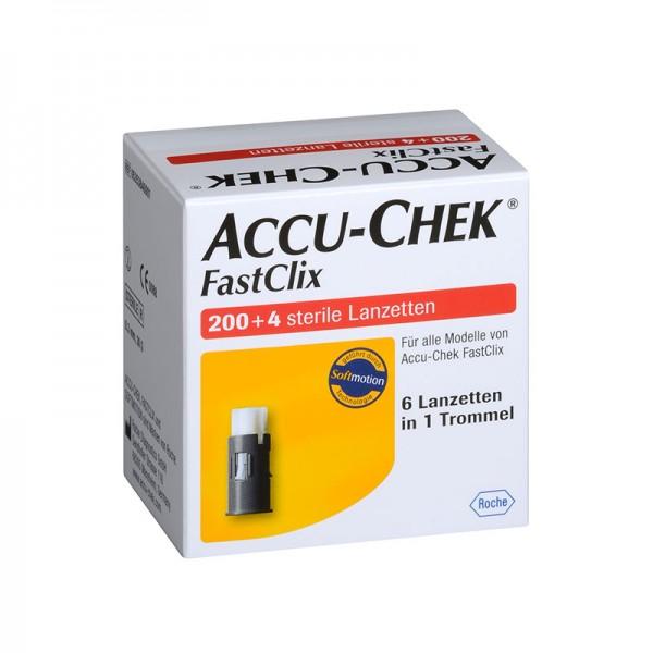 Accu-Chek® FastClix® Lanzetten Verpackung