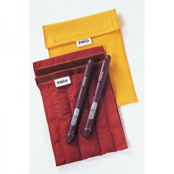 FRIO Große Tasche GELB 14 * 19 cm Platz für 4 Pens
