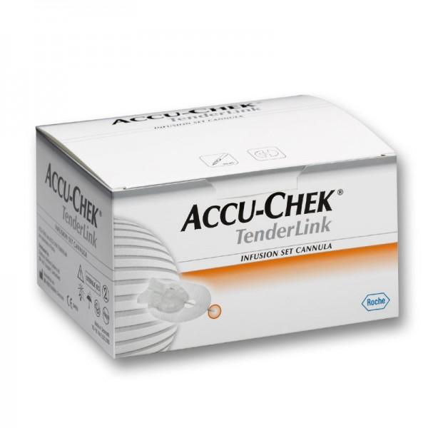 Accu-Chek®TenderLink Teflonkatheter 13 mm 10 Stück