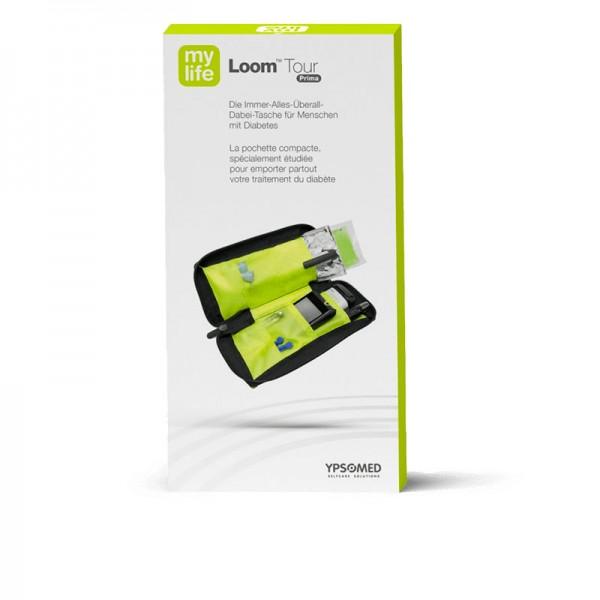 mylife™ LoomTour Prima Kühl- und Systemtasche Verpackung