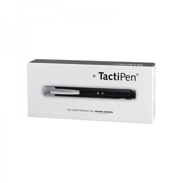 TactiPen® Insulinpen schwarz 3 ml 1 er Schritte Verpackung