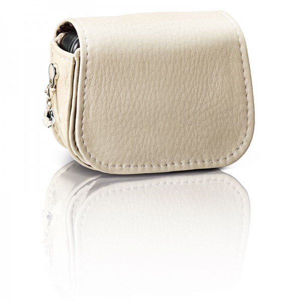 Accu-Chek® Insight Schutzhülle aus Leder - elegant