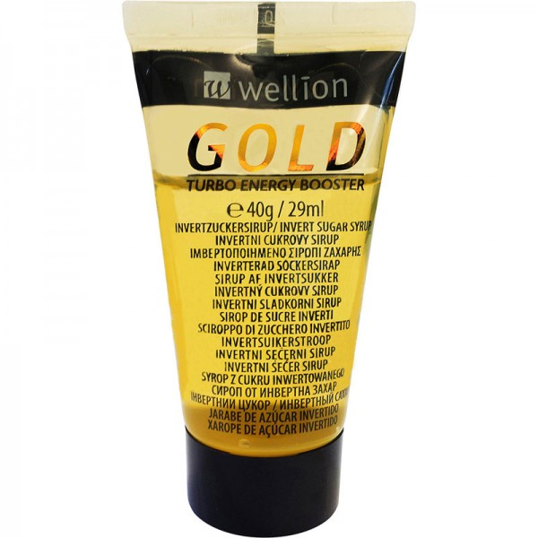 Wellion Flüssigzucker Gold eine Tube a' 40g