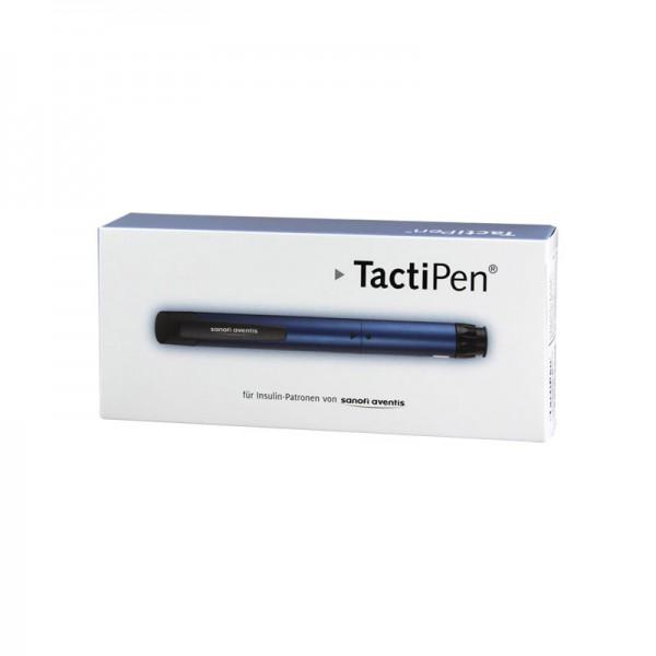 TactiPen® Insulinpen Blau 3 ml 1 er Schritte Verpackung